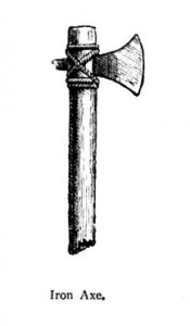 19th_century_knowledge_primitive_tools_iron_axe
