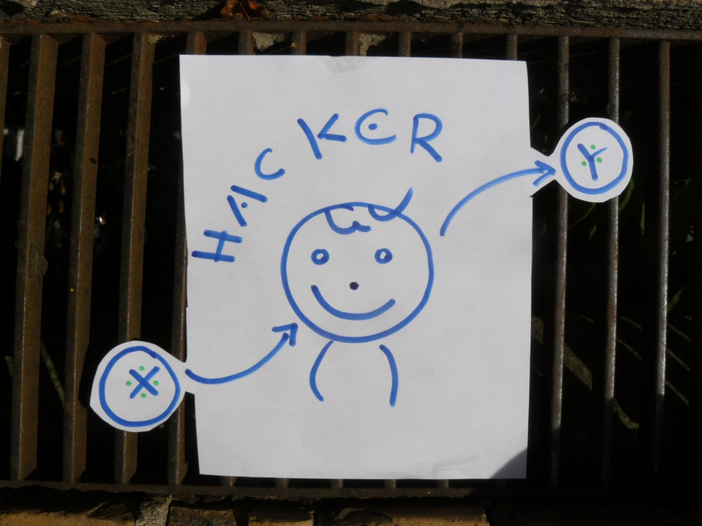 CHA - HACKER x to y (2) - pic by Lars Zimmermann