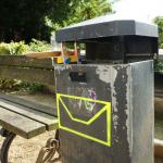 Briefkasten + Give Box DSC08030